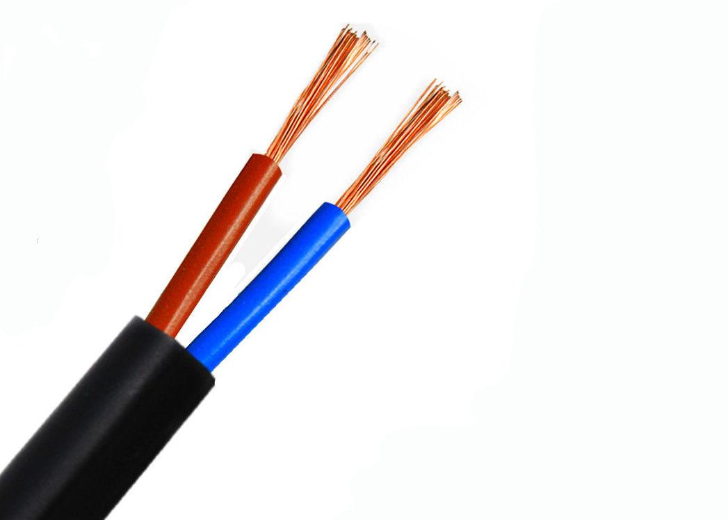 Runde Form-umhüllte mehradriges flexibles kupfernes Leiter-Kabel ...