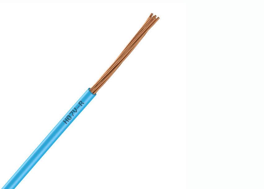 Kabel 6491X der festen Verdrahtung/Strangkupfer-Leiter PVC H07V-R ...