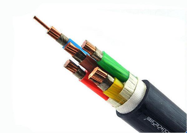 Feuerbeständiges Stromkabel, das 2 Kern-elektrische Kabel-Glimmer ...